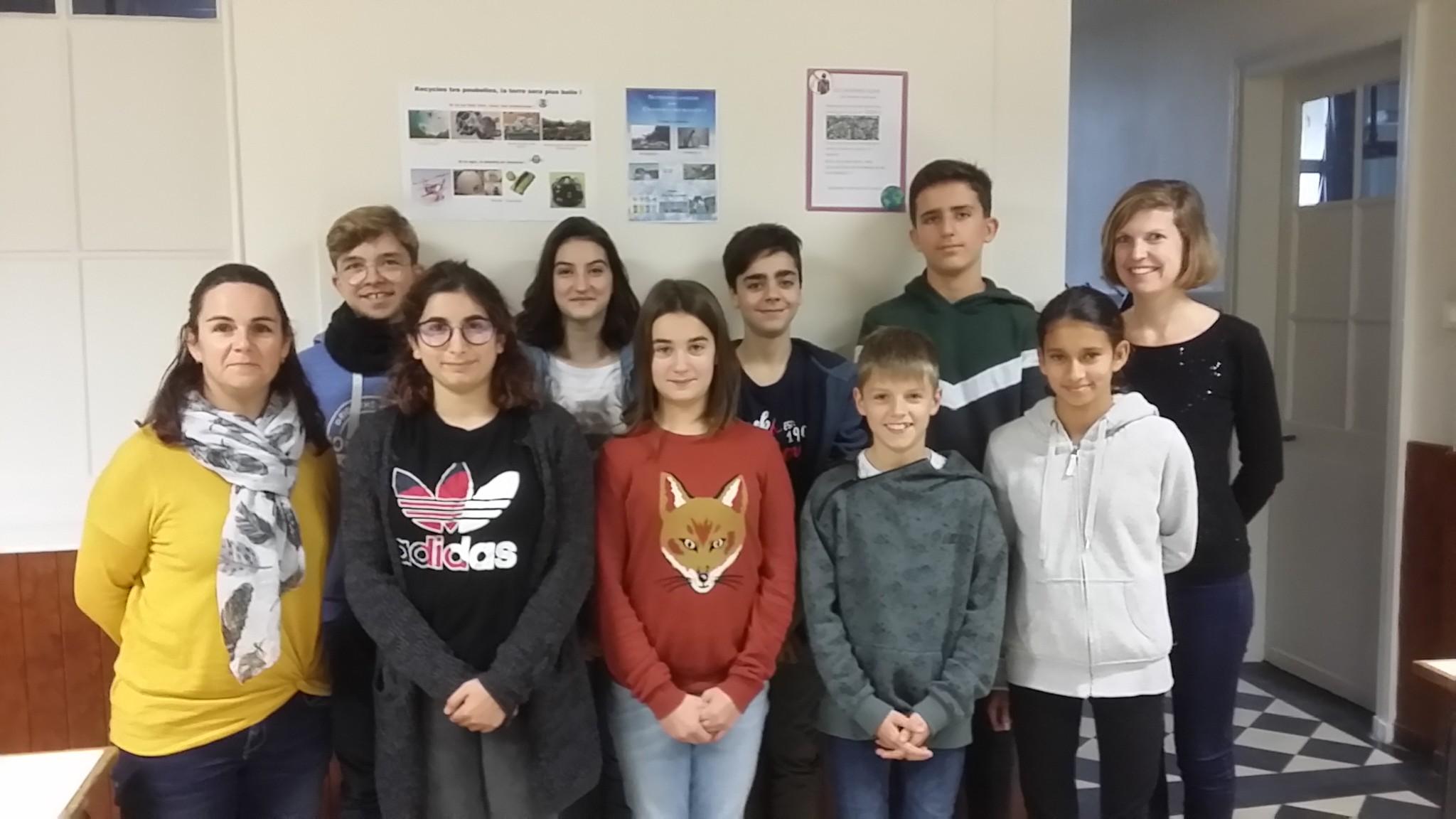 Les Eco-délégués