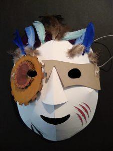 Masque 10