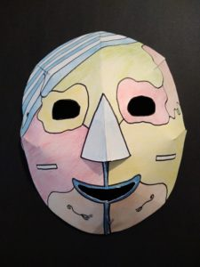 Masque 11